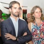 6. Posse José Luiz Martins Costa Kessler - Pres. ARP - Prefeito Pelotas Eduardo Leite e Vice-Prefeita Paula Mascarenhas