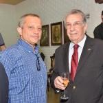 Posse JLKessler ARP - Luiz Fernando Parada (SESC) e Gilberto Centeno